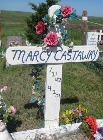 CASTAWAY, MARCY - Mellette County, South Dakota | MARCY CASTAWAY - South Dakota Gravestone Photos