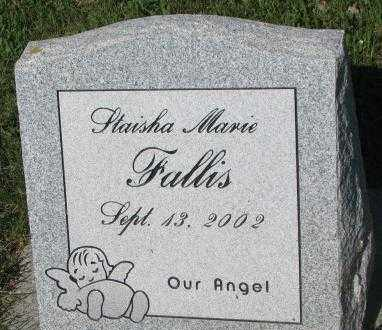FALLIS, LTAISHA MARIE - Mellette County, South Dakota | LTAISHA MARIE FALLIS - South Dakota Gravestone Photos