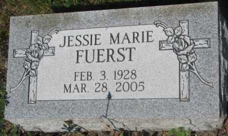 FUERST, JESSIE MARIE - Mellette County, South Dakota | JESSIE MARIE FUERST - South Dakota Gravestone Photos