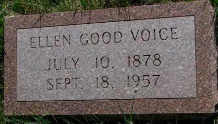 GOOD VOICE, ELLEN - Mellette County, South Dakota | ELLEN GOOD VOICE - South Dakota Gravestone Photos