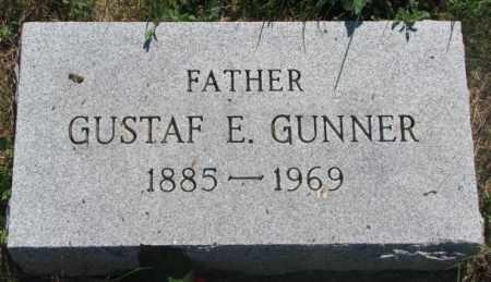 GUNNER, GUSTAF E. - Mellette County, South Dakota | GUSTAF E. GUNNER - South Dakota Gravestone Photos