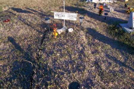 IYOTTE, VINCENT - Mellette County, South Dakota   VINCENT IYOTTE - South Dakota Gravestone Photos