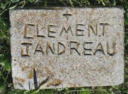 JANDREAU, CLEMENT - Mellette County, South Dakota | CLEMENT JANDREAU - South Dakota Gravestone Photos