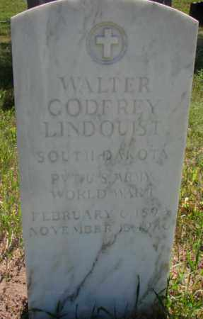 LINDQUIST, WALTER GODFREY - Mellette County, South Dakota | WALTER GODFREY LINDQUIST - South Dakota Gravestone Photos