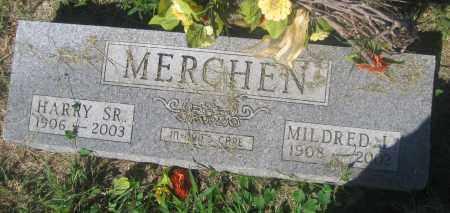 MERCHEN, MILDRED  L. - Mellette County, South Dakota | MILDRED  L. MERCHEN - South Dakota Gravestone Photos