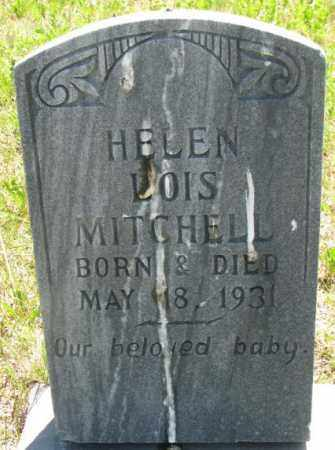 MITCHELL, HELEN LOIS - Mellette County, South Dakota | HELEN LOIS MITCHELL - South Dakota Gravestone Photos