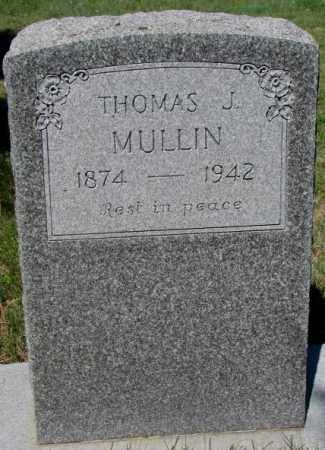 MULLIN, THOMAS J. - Mellette County, South Dakota | THOMAS J. MULLIN - South Dakota Gravestone Photos