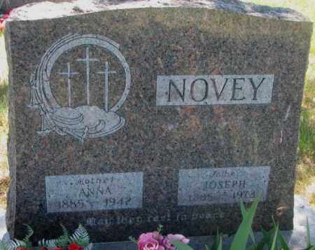 NOVEY, ANNA - Mellette County, South Dakota | ANNA NOVEY - South Dakota Gravestone Photos