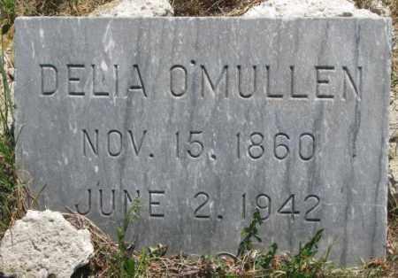 O'MULLEN, DELIA - Mellette County, South Dakota   DELIA O'MULLEN - South Dakota Gravestone Photos