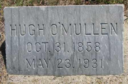 O'MULLEN, HUGH - Mellette County, South Dakota | HUGH O'MULLEN - South Dakota Gravestone Photos