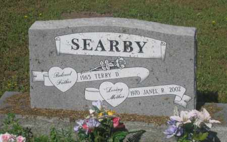 SEARBY, TERRY  D. - Mellette County, South Dakota | TERRY  D. SEARBY - South Dakota Gravestone Photos