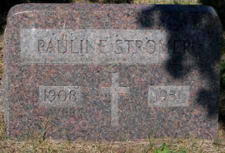 STROMER, PAULINE - Mellette County, South Dakota   PAULINE STROMER - South Dakota Gravestone Photos