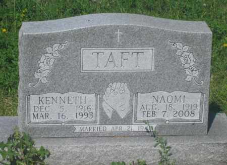 TAFT, NAOMI - Mellette County, South Dakota | NAOMI TAFT - South Dakota Gravestone Photos