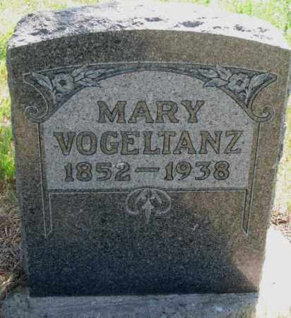 VOGELTANZ, MARY - Mellette County, South Dakota | MARY VOGELTANZ - South Dakota Gravestone Photos
