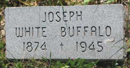 WHITE BUFFALO, JOSEPH - Mellette County, South Dakota | JOSEPH WHITE BUFFALO - South Dakota Gravestone Photos