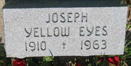 YELLOW EYES, JOSEPH - Mellette County, South Dakota | JOSEPH YELLOW EYES - South Dakota Gravestone Photos