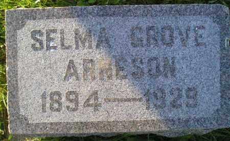 ARNESON, SELMA - Miner County, South Dakota | SELMA ARNESON - South Dakota Gravestone Photos