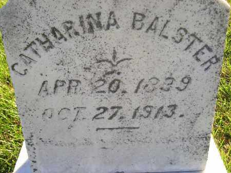BALSTER, CATHARINA BROKAMP - Miner County, South Dakota | CATHARINA BROKAMP BALSTER - South Dakota Gravestone Photos