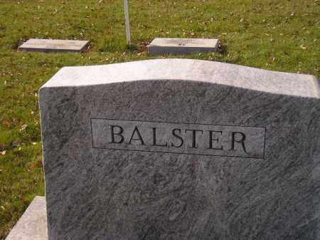 BALSTER, FAMILY PLOT - Miner County, South Dakota | FAMILY PLOT BALSTER - South Dakota Gravestone Photos