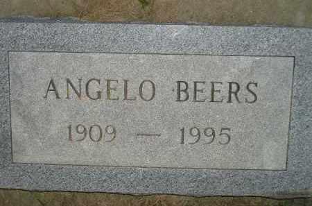 BEERS, ANGELO - Miner County, South Dakota | ANGELO BEERS - South Dakota Gravestone Photos