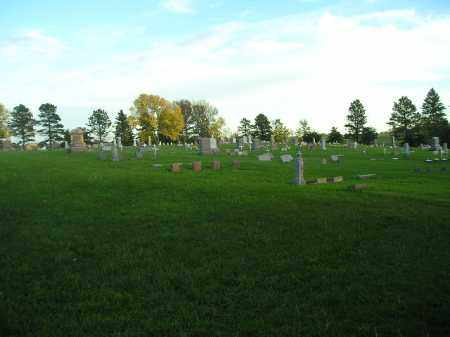 *BELLEVIEW, WIDE VIEW - Miner County, South Dakota | WIDE VIEW *BELLEVIEW - South Dakota Gravestone Photos