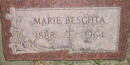 SCHROTT BESCHTA, MARIE - Miner County, South Dakota   MARIE SCHROTT BESCHTA - South Dakota Gravestone Photos