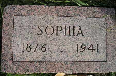 BRAMOW, SOPHIA - Miner County, South Dakota | SOPHIA BRAMOW - South Dakota Gravestone Photos