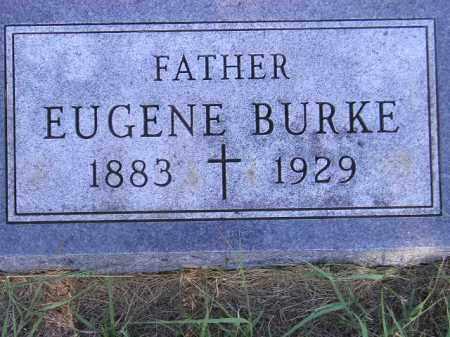 BURKE, EUGENE - Miner County, South Dakota | EUGENE BURKE - South Dakota Gravestone Photos