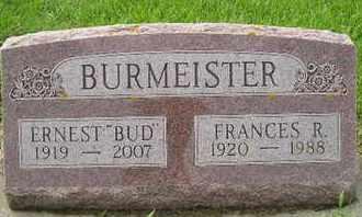 "BURMEISTER, ERNEST ""BUD"" - Miner County, South Dakota | ERNEST ""BUD"" BURMEISTER - South Dakota Gravestone Photos"