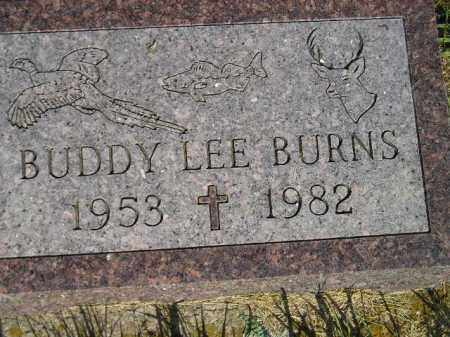BURNS, BUDDY LEE - Miner County, South Dakota | BUDDY LEE BURNS - South Dakota Gravestone Photos