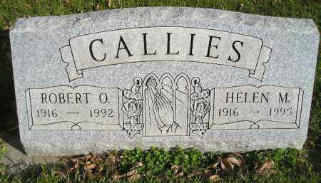 CALLIES, HELEN M. - Miner County, South Dakota | HELEN M. CALLIES - South Dakota Gravestone Photos