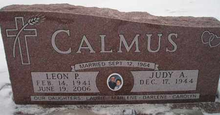 CALMUS, JUDY A. - Miner County, South Dakota | JUDY A. CALMUS - South Dakota Gravestone Photos