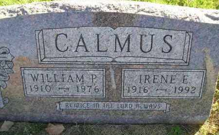 CALMUS, WILLIAM P. - Miner County, South Dakota | WILLIAM P. CALMUS - South Dakota Gravestone Photos