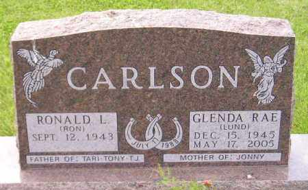 LUND CARLSON, GLENDA RAE - Miner County, South Dakota | GLENDA RAE LUND CARLSON - South Dakota Gravestone Photos