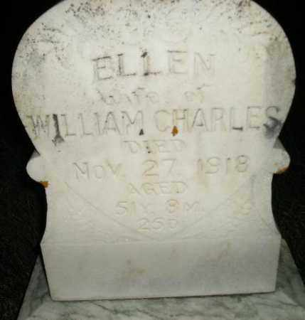 CHARLES, ELLEN - Miner County, South Dakota | ELLEN CHARLES - South Dakota Gravestone Photos