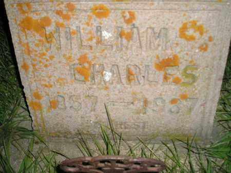CHARLES, WILLIAM - Miner County, South Dakota | WILLIAM CHARLES - South Dakota Gravestone Photos
