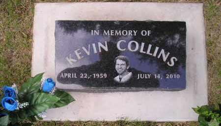 COLLINS, KEVIN - Miner County, South Dakota | KEVIN COLLINS - South Dakota Gravestone Photos