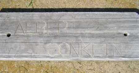 CONKLIN, ALBERT - Miner County, South Dakota | ALBERT CONKLIN - South Dakota Gravestone Photos