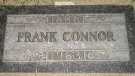 CONNOR, FRANK - Miner County, South Dakota | FRANK CONNOR - South Dakota Gravestone Photos