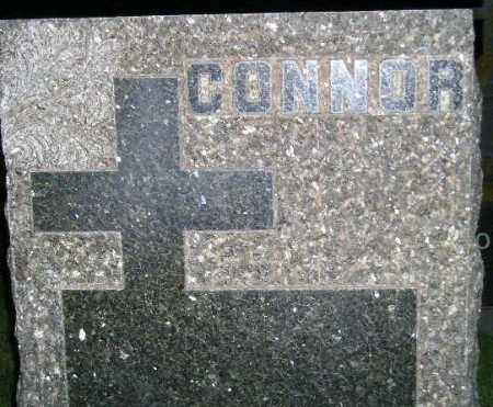 CONNOR, FAMILY STONE - Miner County, South Dakota | FAMILY STONE CONNOR - South Dakota Gravestone Photos