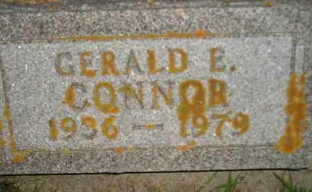 CONNOR, GERALD E. - Miner County, South Dakota   GERALD E. CONNOR - South Dakota Gravestone Photos