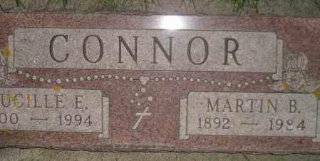 CONNOR, LUCILLE E. - Miner County, South Dakota | LUCILLE E. CONNOR - South Dakota Gravestone Photos
