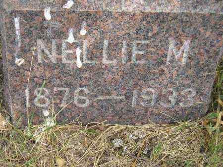 CORBIN, NELLIE M. - Miner County, South Dakota | NELLIE M. CORBIN - South Dakota Gravestone Photos