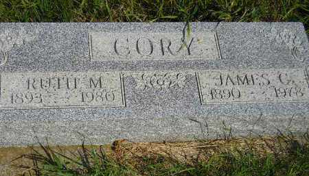 CORY, RUTH M. - Miner County, South Dakota | RUTH M. CORY - South Dakota Gravestone Photos
