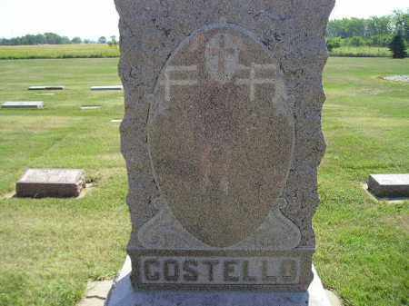 COSTELLO, FAMILY STONE - Miner County, South Dakota | FAMILY STONE COSTELLO - South Dakota Gravestone Photos