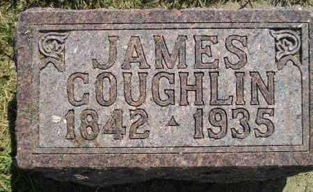 COUGHLIN, JAMES - Miner County, South Dakota | JAMES COUGHLIN - South Dakota Gravestone Photos