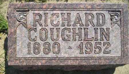 COUGHLIN, RICHARD - Miner County, South Dakota | RICHARD COUGHLIN - South Dakota Gravestone Photos