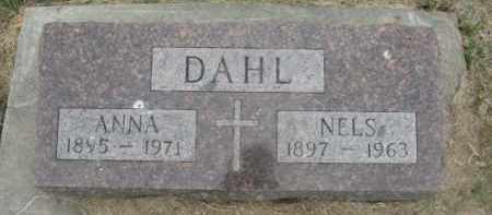 DAHL, NELS - Miner County, South Dakota | NELS DAHL - South Dakota Gravestone Photos