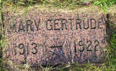 DELANEY, MARY GERTRUDE - Miner County, South Dakota | MARY GERTRUDE DELANEY - South Dakota Gravestone Photos