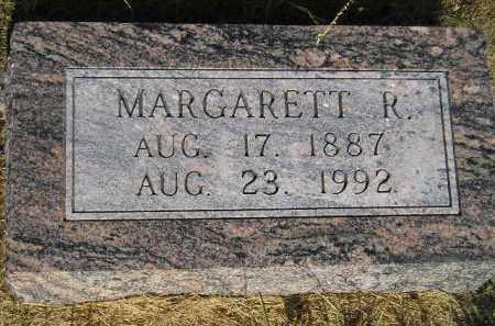 DONAHUE, MARGARETT R. - Miner County, South Dakota | MARGARETT R. DONAHUE - South Dakota Gravestone Photos